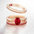Three Colours of Love Collection_Ruby Trio