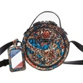 Carven_Sac en Sequins ImprimВs Multicolore
