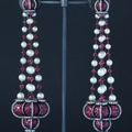 Nadia Morgenthaler - Spinel Natural Pearls & Diamonds