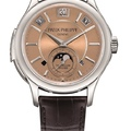 Lot 175_Patek Philippe.extremely rare platinum minute repeater instantaneous perpetual calendar tourbillon with leap year__ref5207