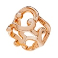 Fabergé Rococo Lace Rose Gold Ring
