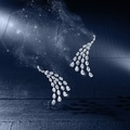 Messika Joaillerie- Calypso earrings- Diamants Celestes Collection