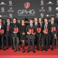 The Prize winners of the Grand Prix d'Horlogerie de Geneve 2016