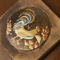 015 - L.U.C XP Urushi year of the rooster dial